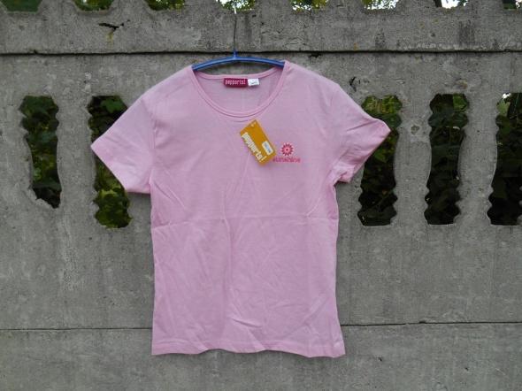 Bluzki nowa Bluzka 134 140 na 8 10 lat różowa
