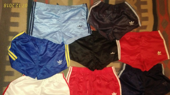 Spodenki Adidas oldschool...