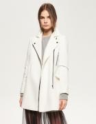 Okazja Biały płaszcz Reserved Nowy z metkami 34