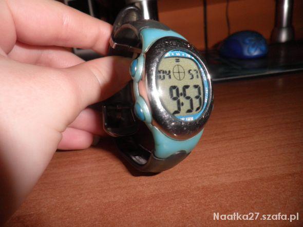 niebieski zegarek XONIX