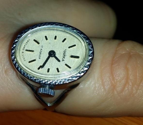 Zegarek czajka