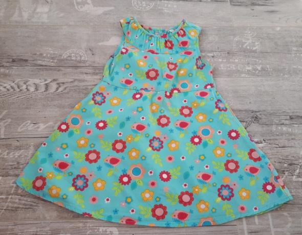 Lupilu sukienka na 18 miesięcy