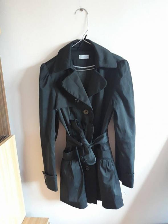 Trencz płaszcz czarny C&A 38 M...