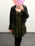 Sukienka mini boho floral topshop nowa...