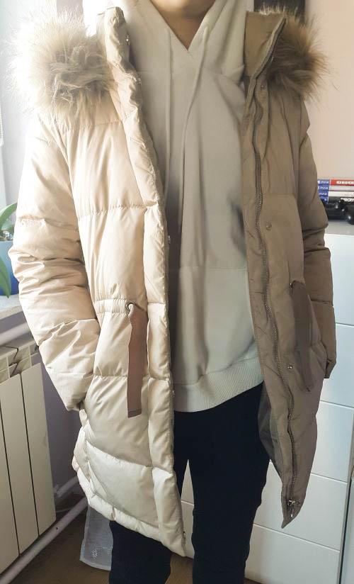 Zara Puchowa kurtka dla dziewczynki 164 cm 13 14 lat