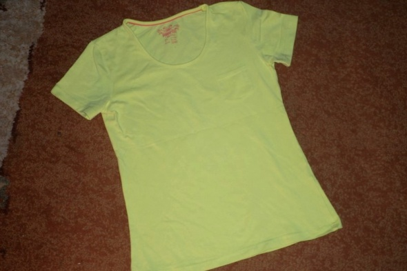 rozm 122 128 PEPPERTS seledynowy tshirt