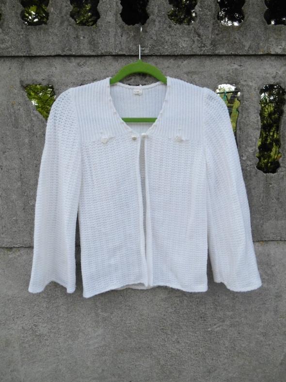 Sweter komunijny 140 Kardigan do Alby dla dziewczy