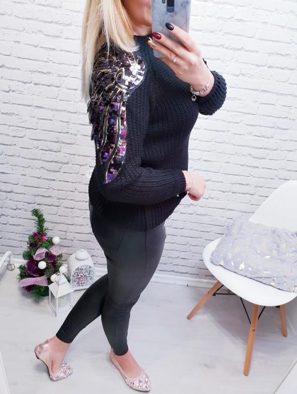 Sweter Tilly black