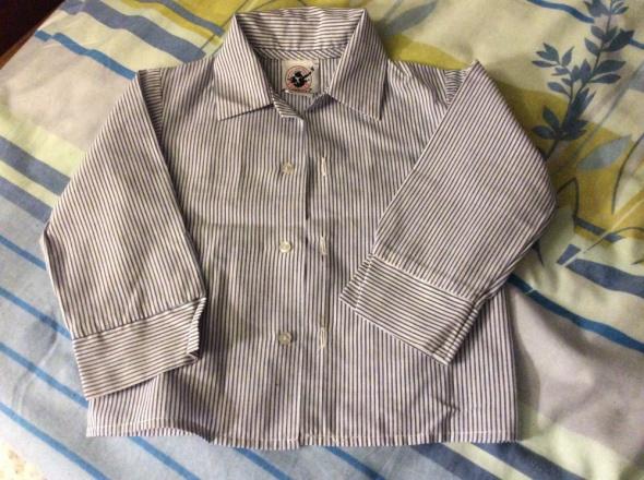 Koszula w prążki