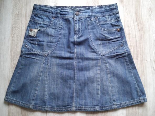 Spódnice Spódnica jeansowa rozmiar 40 C&A