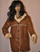 Kożuch płaszcz kurtka MANGO...