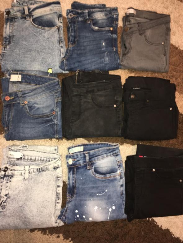 9 par spodni