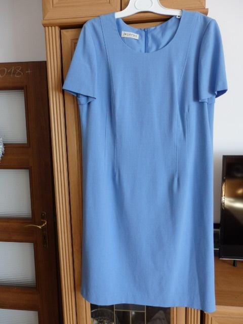 sukienka ołowkowa