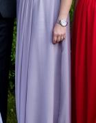 Piękna lawendowa sukienka maxi Coast Lori Lee...