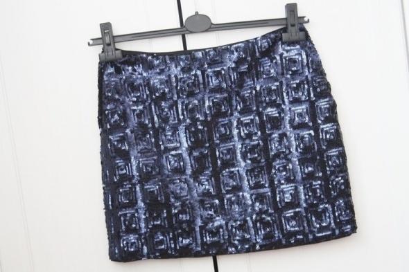 H&M piękna cekinowa spódnica tylko sprzedaż
