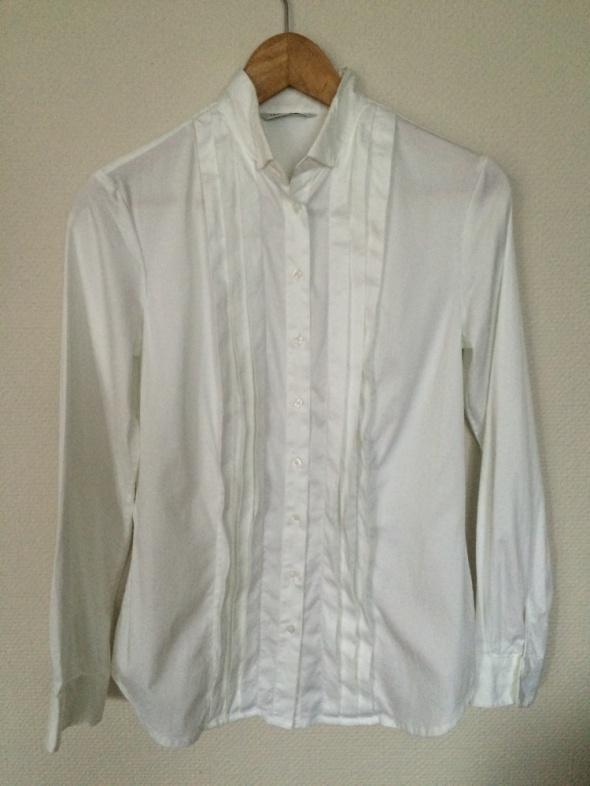 TATUUM biała koszula bawełniana 34...