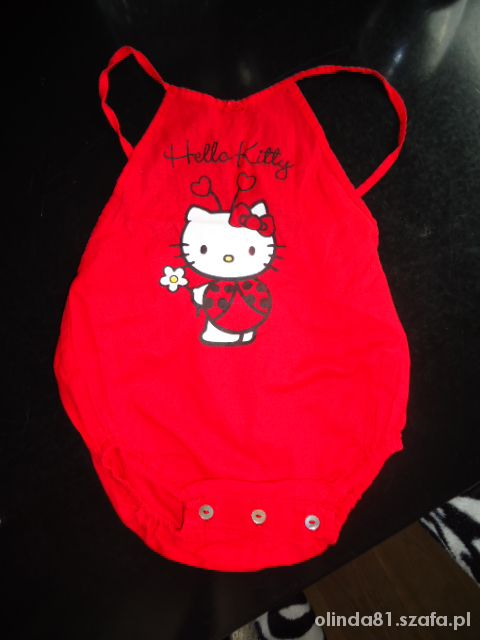 Hello Kitty strój kąpielowy