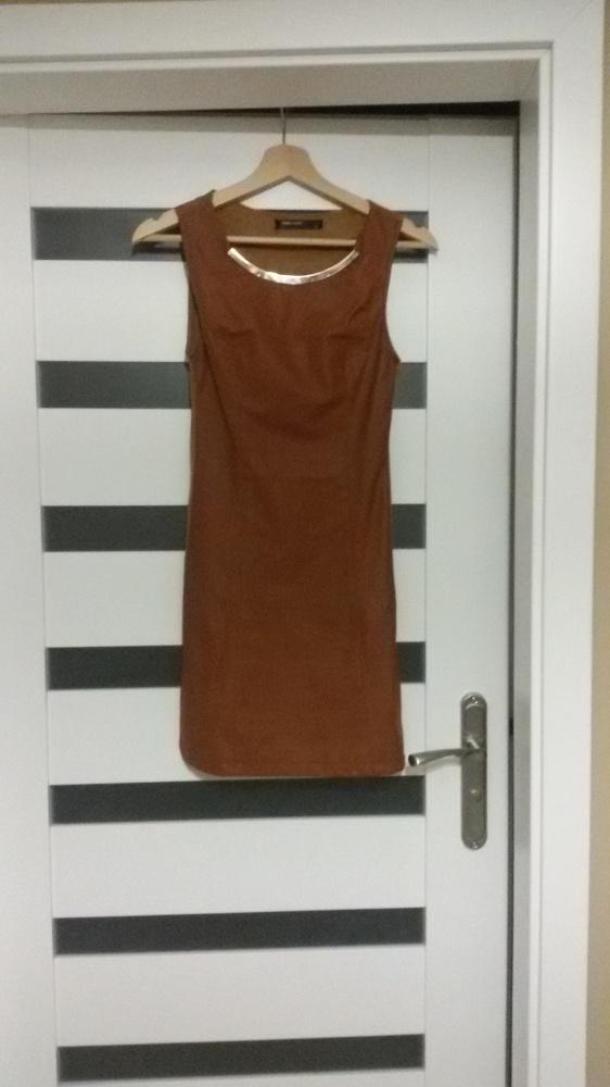 Sukienka skajka