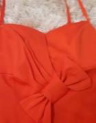 Piękna czerwona sukienka SEMPER...