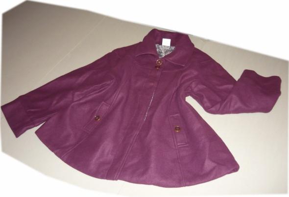 krótszy płaszcz grzybek wiśnia zima 50 52