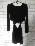 Sukienka ASOS jak nowa czarna bluzka i spódnica...