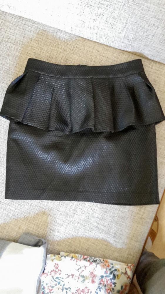 Spódnice Spódniczka BIK Bok z baskinka