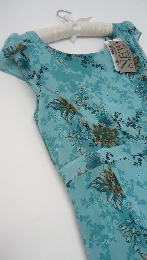 sukienka mgiełka Orsay 36 kwiaty...
