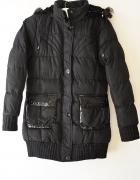 czarna kurtka M