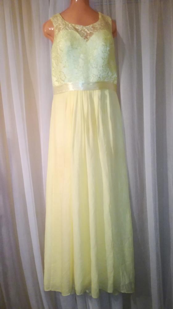 Piękna koronkowa suknia rozmiar 42 Eternal Love