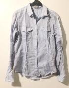 Koszula Cropp jasnoniebieska...