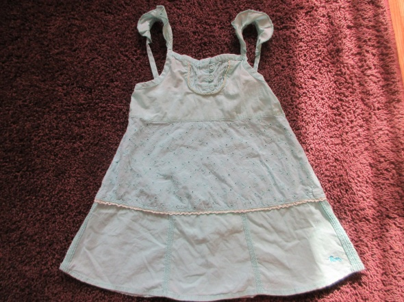 Zwiewna letnia sukienka MEXX roz 80