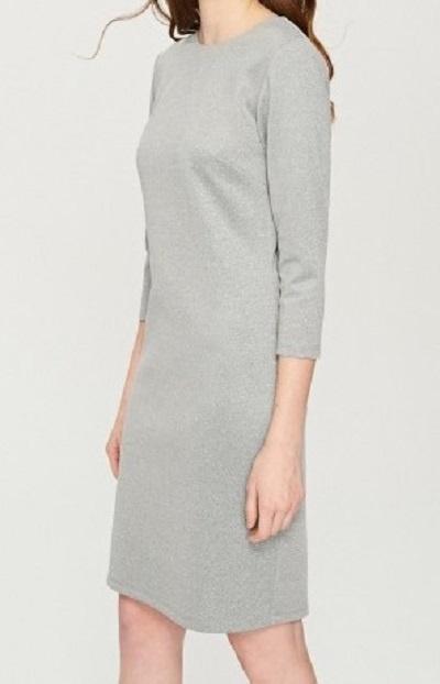Szara sukienka Reserved M 38