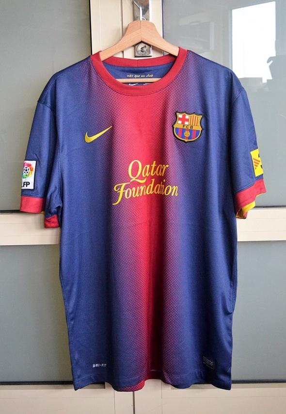 Koszulka Nike FC Barcelona Stadium Home XL