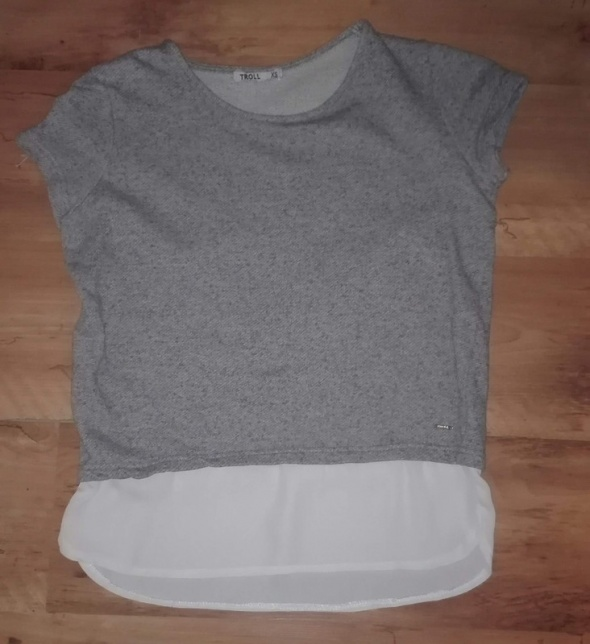 Bluzki bluzka 2w1 Top Secret