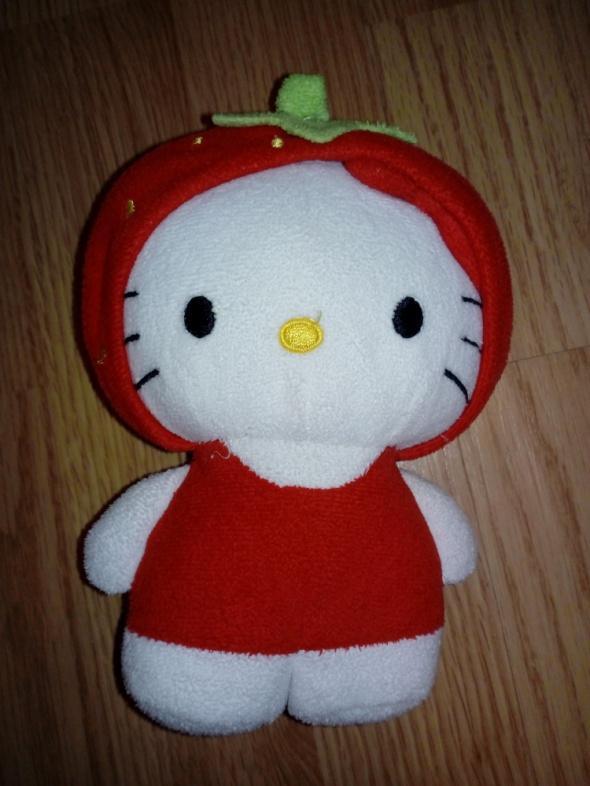 Truskawka Hello Kitty...