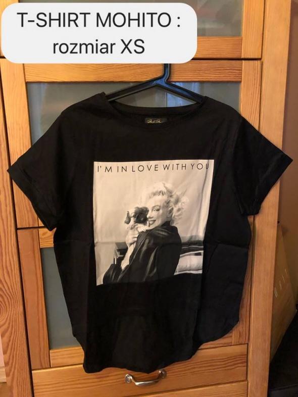 Tshirt Mohito...