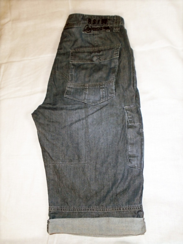 Stylowe krótkie dżinsy