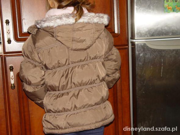 modna zimowa 104 110 116 cm