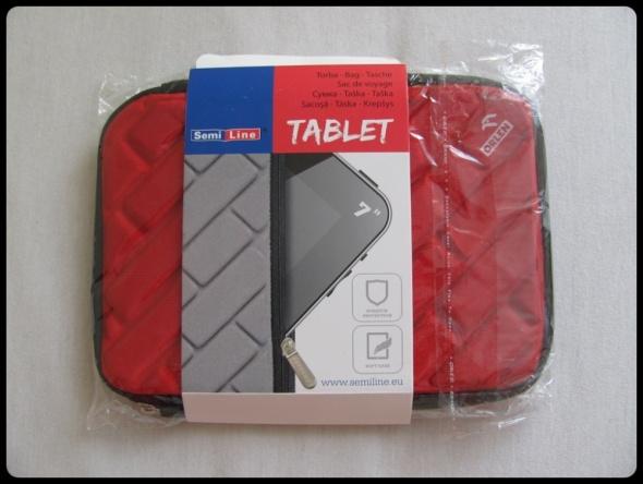 Etui na tablet pokrowiec torba 20 cm x 14 cm NOWE
