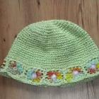 zestaw spodenki bluzka kapelusz rozmiar 98 104