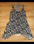 Tunika bokserka zebra Dunnes S...