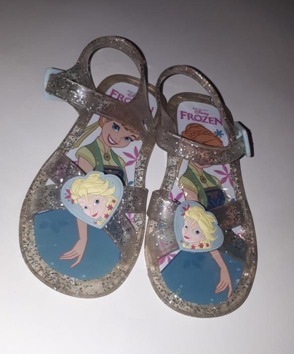 Sandały Disney FROZEN rozmiar 28