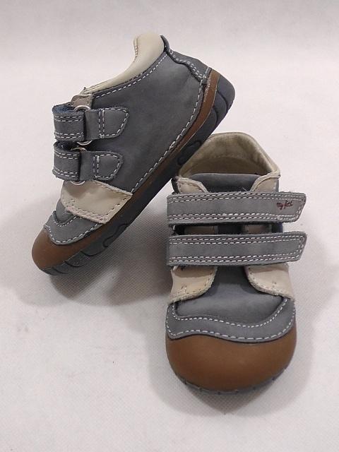 BAMA buty trzewiki chłopiece ze skory rozm 21 dł wkł 135 cm