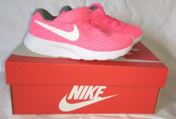 Nowe różowe adidasy Nike Tanjun TDV 26
