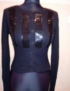 Swetr czarny RESERVED M...