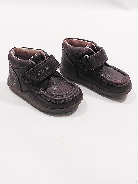 CLARKS buty dziewczęce ze skóry rozm 21