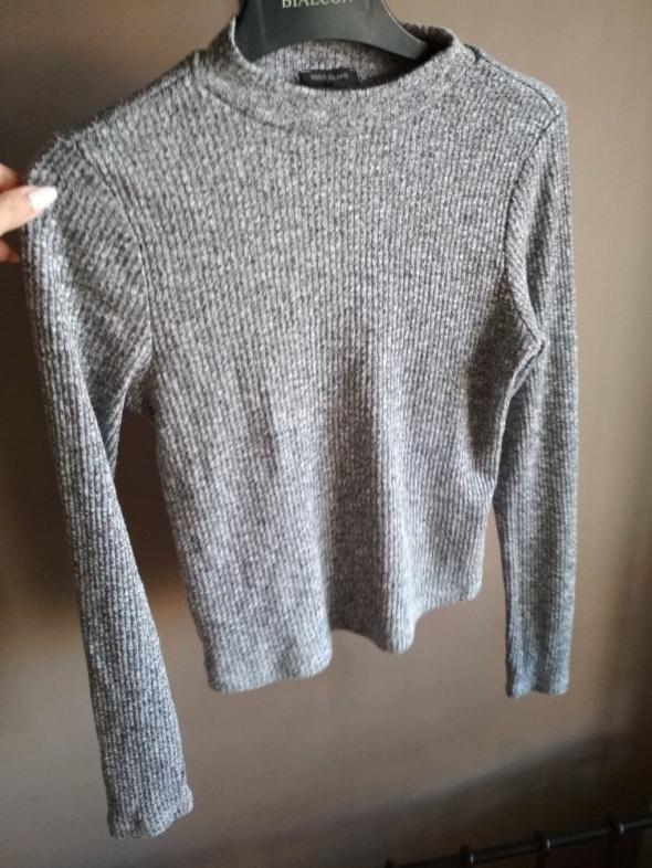 Cienki krótki sweterek crop top river island 10...