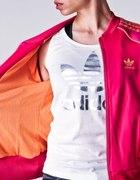 Bluza Adidas Supergirl Originals błyszcząca NEON...