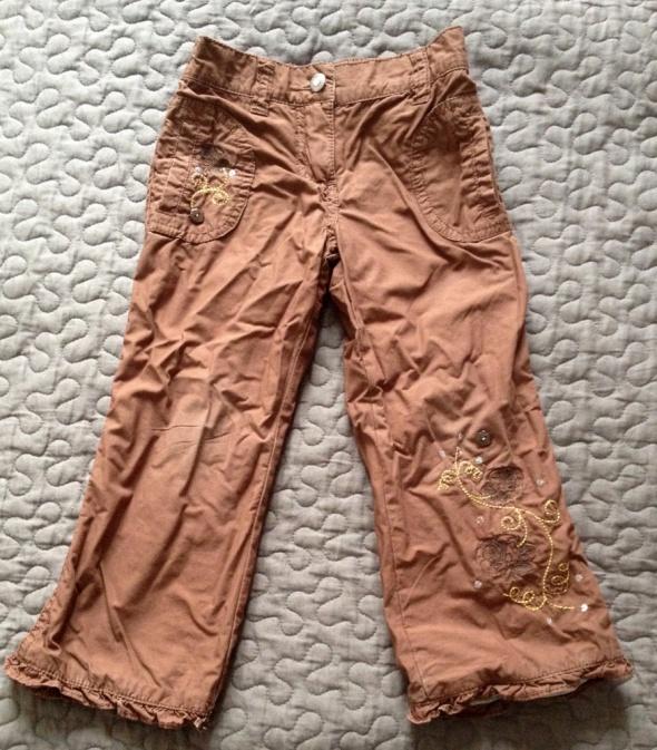 KAPPAHL MiniGirls spodnie 2 3 lata 98cm stan BDB