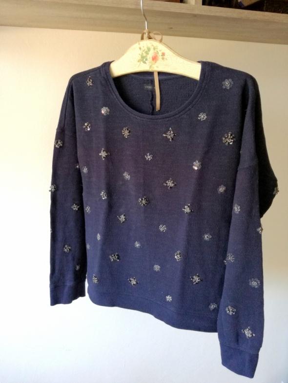 Bluza wyszywana koralikami OYSHO